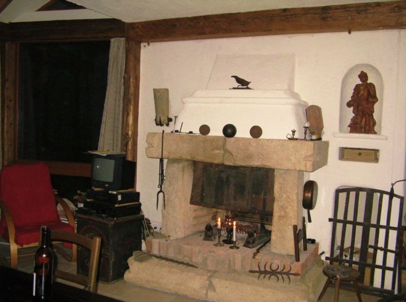offener kamin kachelofen kamine kachelherde hafnermeister mader. Black Bedroom Furniture Sets. Home Design Ideas